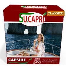 Scopri le capsule gusto classico!